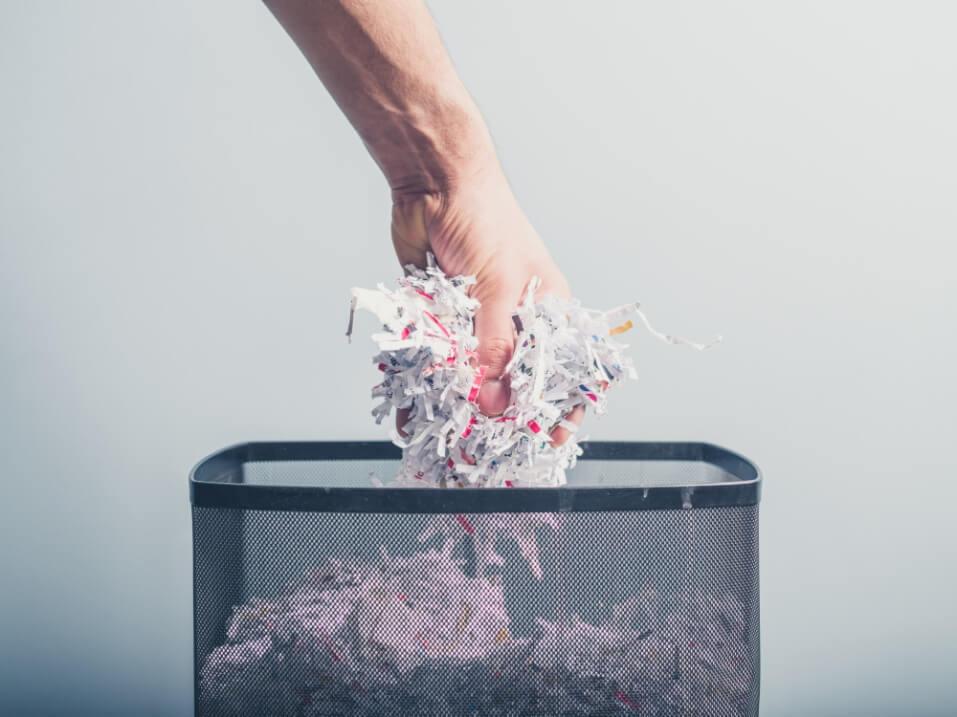 picking a shredding service
